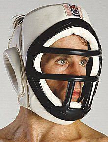 ProForce Headguard with Face Cage