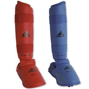 Arawaza WKF Approved Shin pad & Removable instep pad