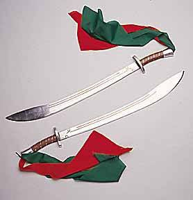 Double Broadsword
