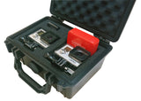IC-1100 Protective Case for GoPro Cameras and Other Devices - IBEX Cases Watertight Hard Protective Case