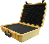IC-2100 Protective Case for Cameras and Other Devices - IBEX Cases Watertight Hard Protective Case