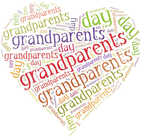 WE LOVE GRANDPARENTS!