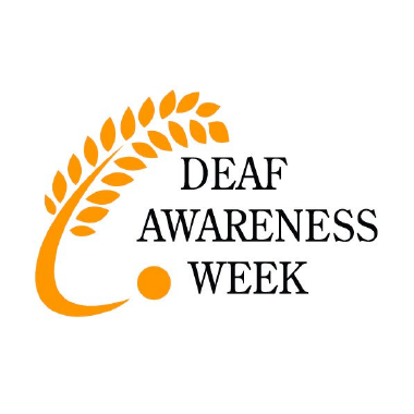 The deaf awareness week