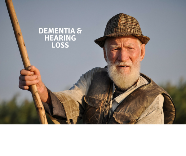 Direct link between Dementia and Hearing Loss