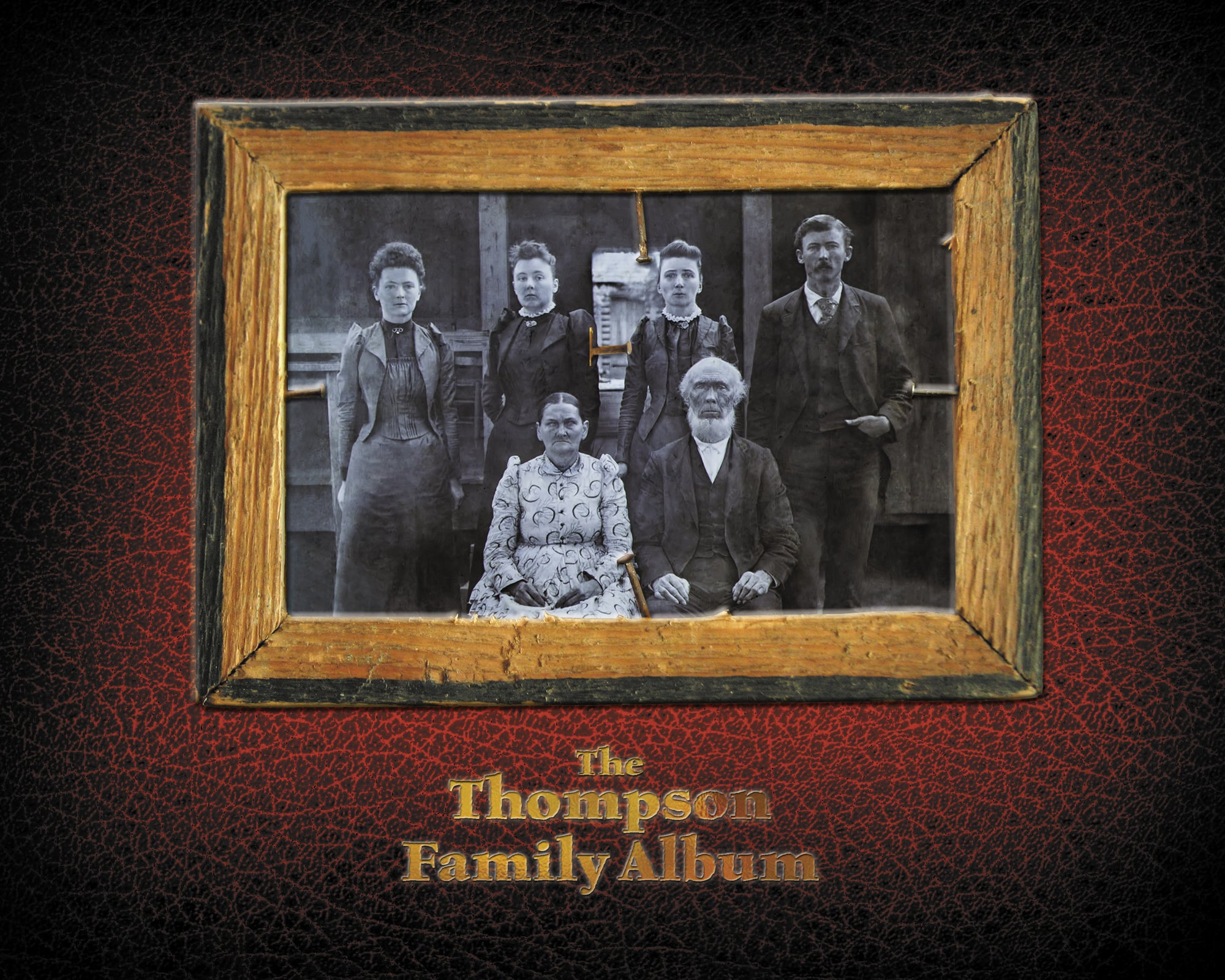 The Thompson Family Album Now Available in eBook format!
