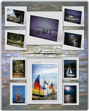Note Cards Beaches and Boats Note Cards JaiGieEse PhotoArt