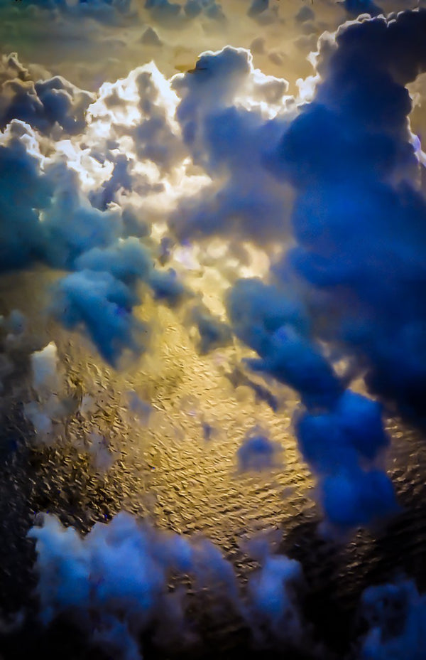 Paper Print Clouds in Flight JaiGieEse PhotoArt