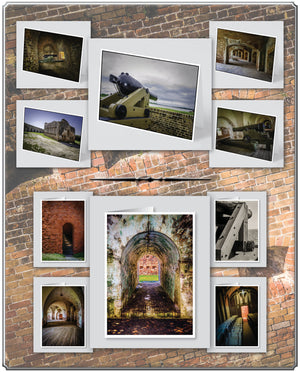 Note Cards FORTRESS - Set 1 JaiGieEse PhotoArt