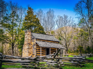 Digital Download John Oliver Cabin LIC JaiGieEse PhotoArt