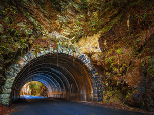 Digital Download Smoky Mountain Tunnel LIC