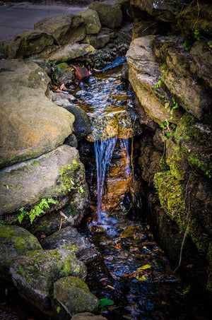 Digital Download Tiny Waterfall LIC
