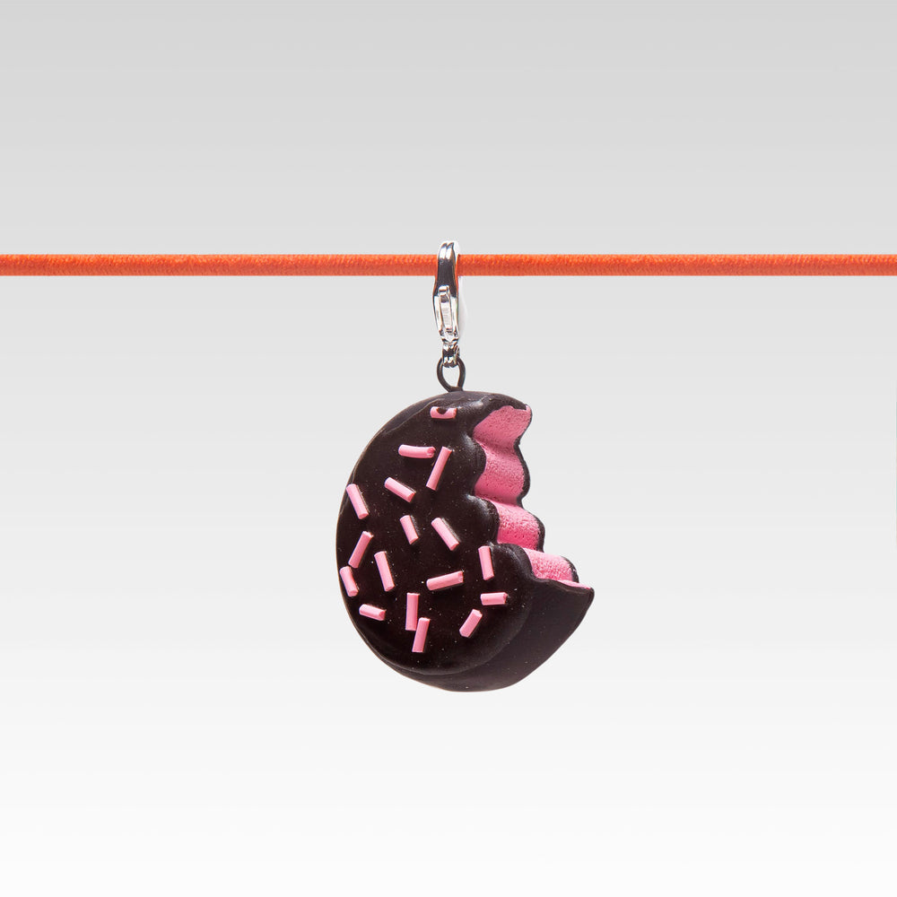 Yomi Yomis Bracelet Charm strawberry chocolate sprinkle truffle