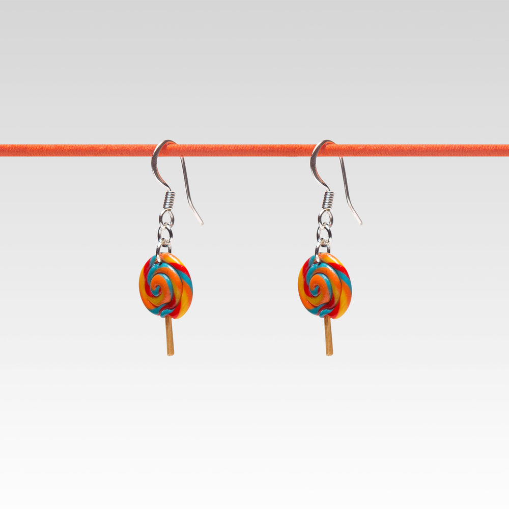 Yomi Yomis Dangle Earrings Lollipop