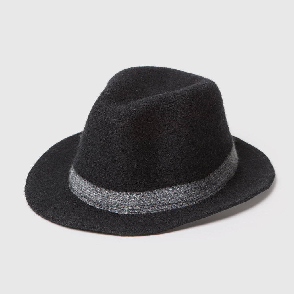 Wool Panama (Black)