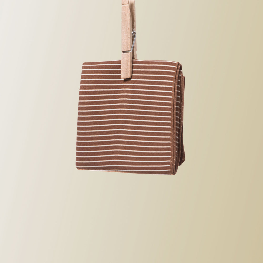 Neckerchief (Stripe | Marine Brown)