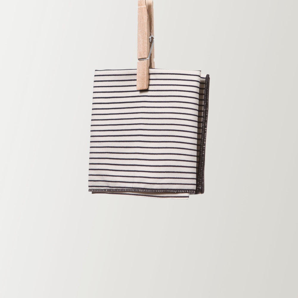 Neckerchief (Stripe | Marine Ivory)