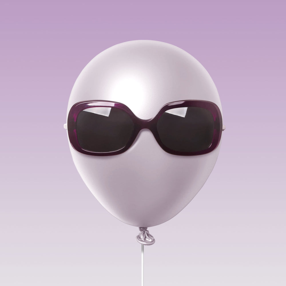 Paxley Sunglasses for Kids Larchmont Plum 0-5 Balloon