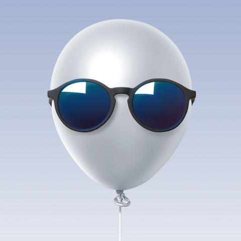 Paxley Sunglasses for Kids Milan Midnight 6-10 Balloon