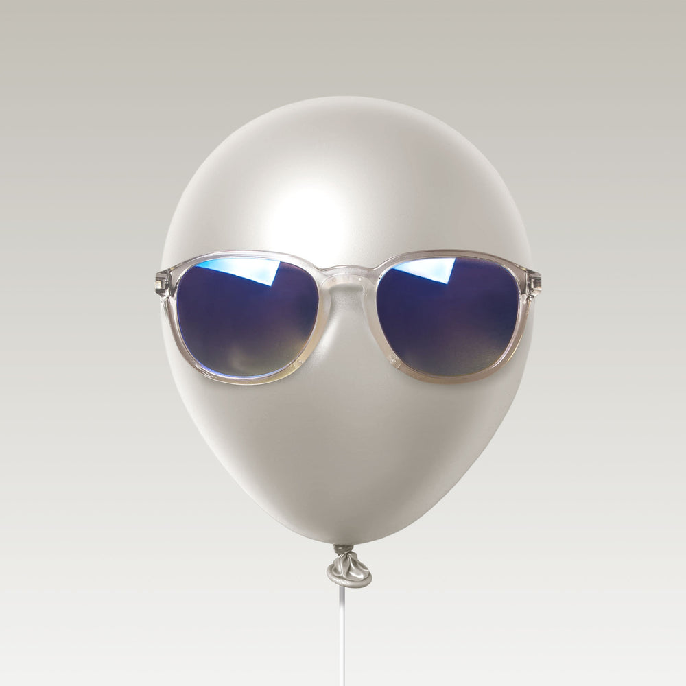 Paxley Sunglasses for Kids Mulholland Crystal & Midnight 0-5 Balloon