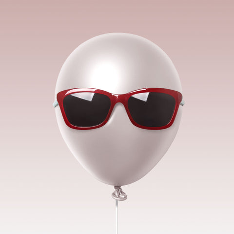 Paxley Sunglasses for Kids Pico Cherry & Cian 0-5 Balloon
