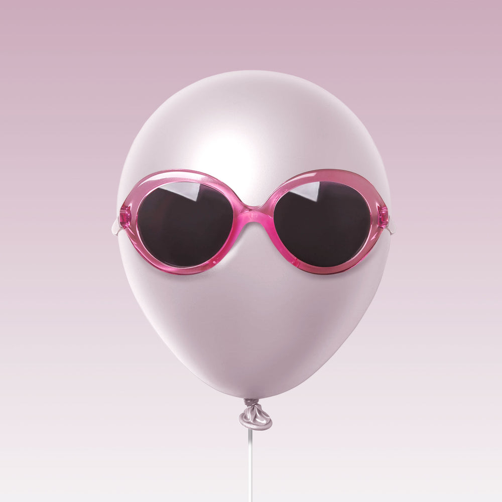 Paxley Sunglasses for Kids Silverlake Pink Rose & Plum 2-5 Balloon