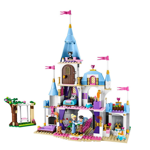 King 85006 Cinderella's Romantic Castle (Previously known as Lepin 25006)