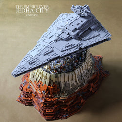 Mould King 21007 Star Wars Star Imperial Star Destroyer
