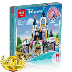 King 85012 Cinderella's Dream Castle (Previously known as Lepin 25014)