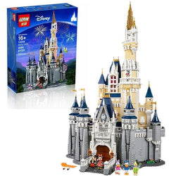 King 83008 Disney Castle (Previously known as Lepin 16008)