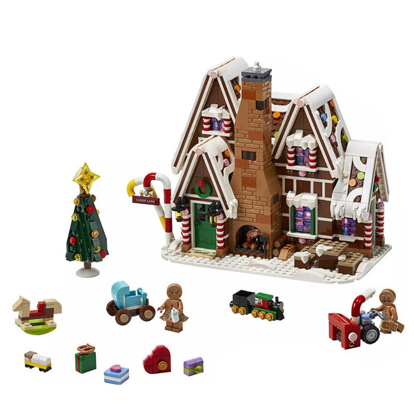 J78001 Gingerbread House