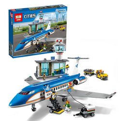 King 82031 Airport Terminal (Previously known as Lepin 02043)