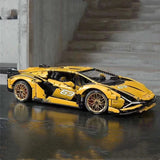 King 371008 Technic Lamborghni Roadster