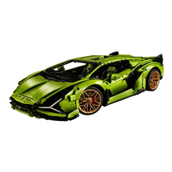 King 81996 Technic Lamborghni Roadster