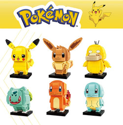 Keepplay Pokemon Character Bricks