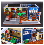 King 84011 Modular Detective's Office (Previously known as Lepin 15011)