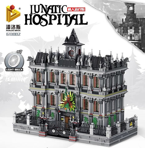 Panlos Brick 613002 Lunatic Hospital