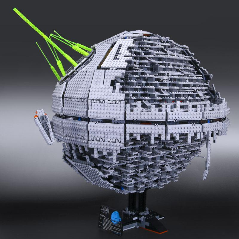 Lepin 05026 Star Wars Ucs Death Star Ii Big Brick Store