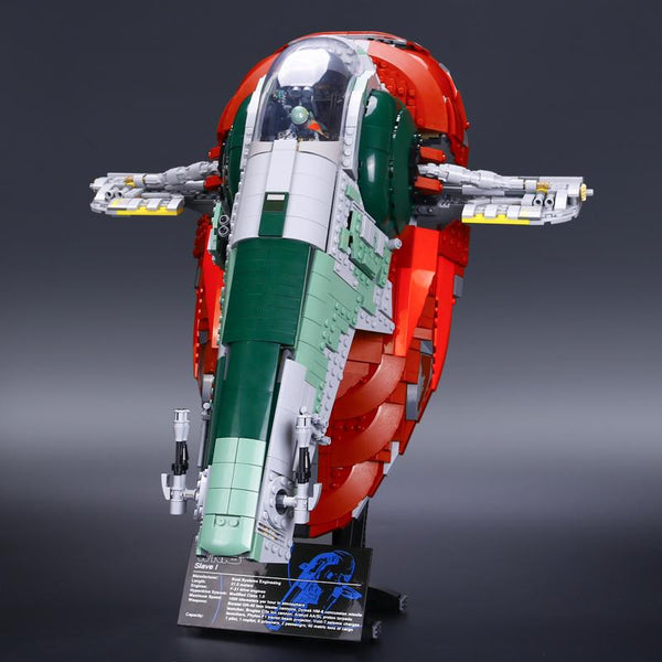 King 81039 Star Wars UCS Slave I (Previously known as Lepin 05037)
