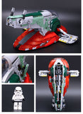PRE-ORDER: King 81039 Star Wars UCS Slave I (Previously known as Lepin 05037)