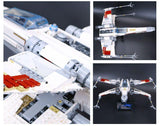 King 81041 Star Wars UCS Red Five X-Wing Starfighter (Previously known as Lepin 05039)