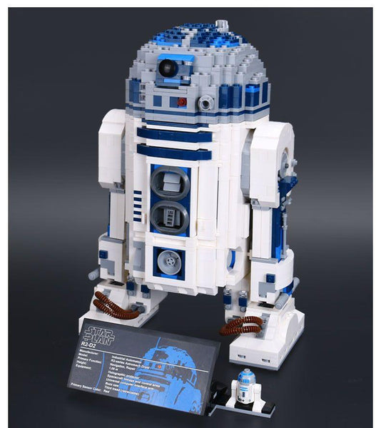 King 81045 Star Wars UCS R2-D2 (Formerly known as Lepin 05043)