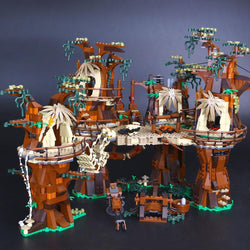 Lepin 05047 Star Wars Ewok Village