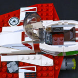 Lepin 05121 Star Wars Jedi Starfighter with Hyperdrive
