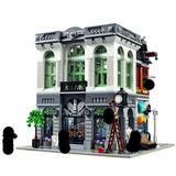 King 84001 Modular Brick Bank  (Previously known as Lepin 15001)