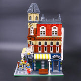 King 84002 Modular Cafe Corner (Previously known as Lepin 15002)