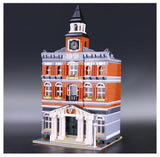 King 84003 Modular The Town Hall (Previously known as Lepin 15003)