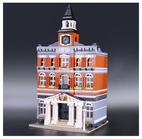 Lepin 15003 Modular The Town Hall