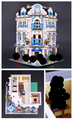 Lepin 15018 Modular The Sunshine Hotel