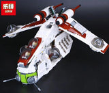 King 81043 Star Wars Republic Gunship (Previously known as Lepin 05041)