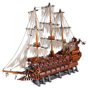 King 83015 Pirates of The Caribbean The Flying Dutchman (Previously known as Lepin 16016)